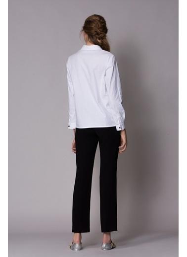 GIZIA Gömlek Beyaz